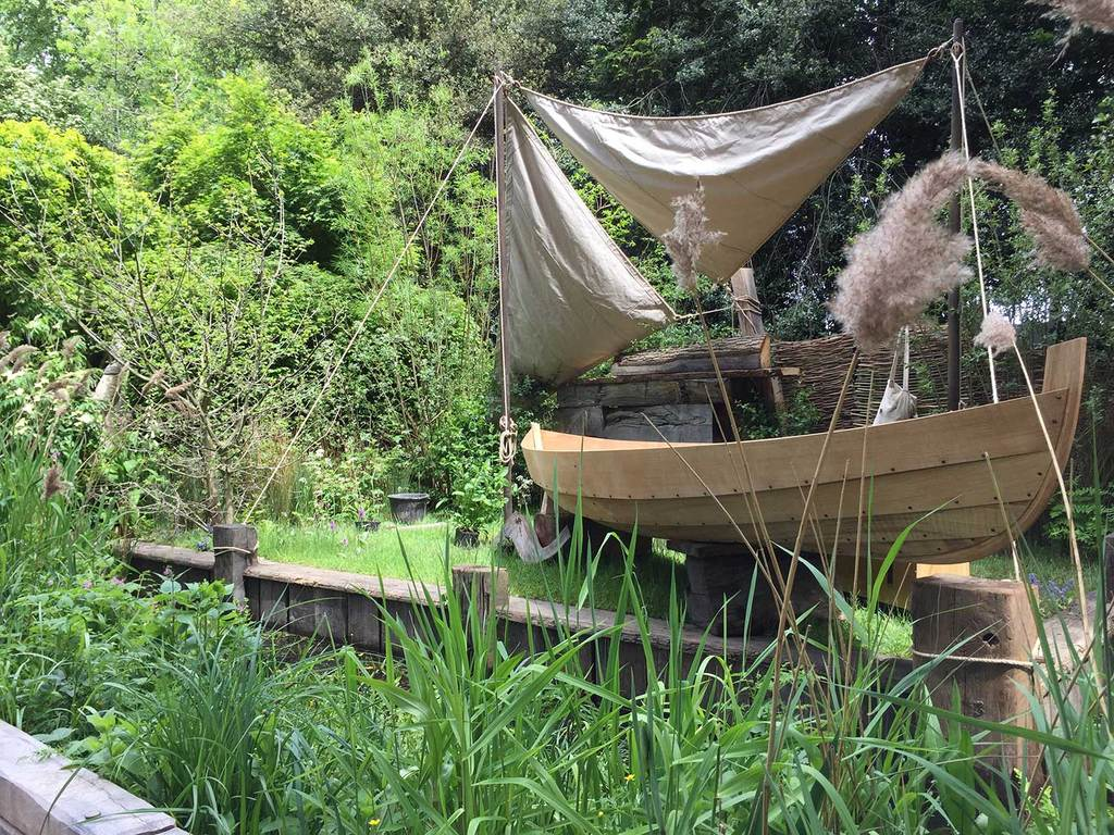 News ibtc international boatbuilding training college Winner chelsea flower show 2017