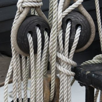 Splicing Ropework Knots