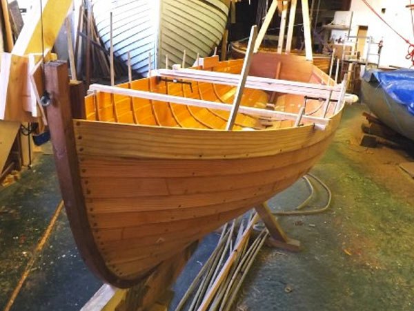 Build Your Own Boat - IBTC International Boatbuilding Training College