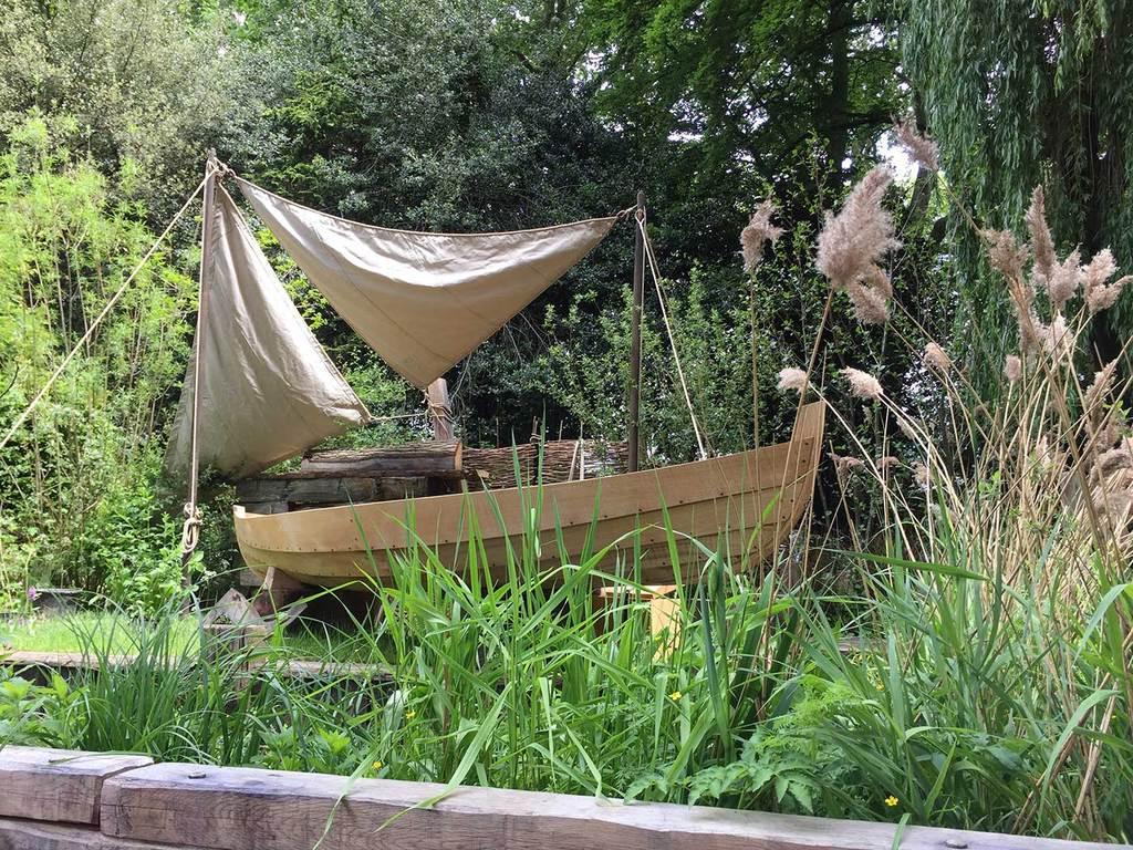 IBTC Lowestoft, Chelsea Flower Show Garden