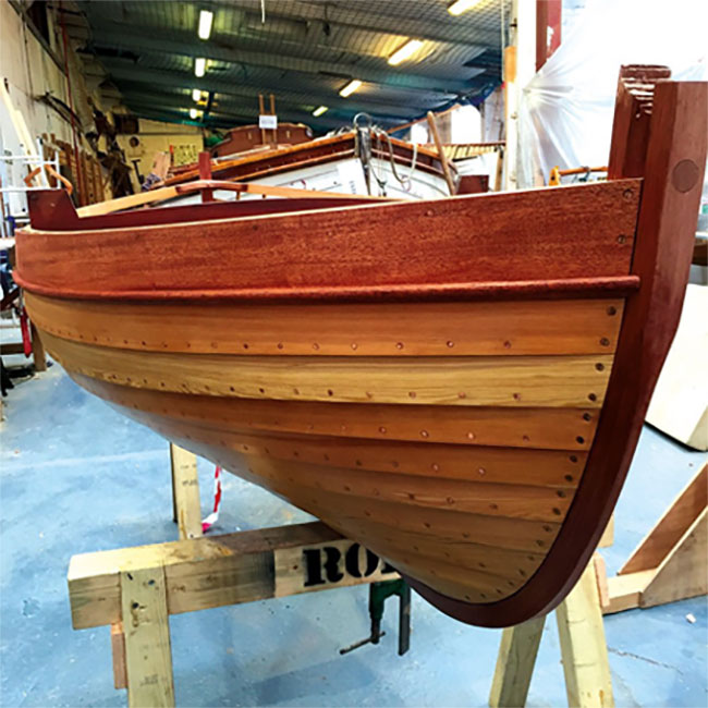 Introduction to Boatbuilding - IBTC International Boatbuilding ...
